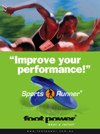 Foot Power Sports Runner
